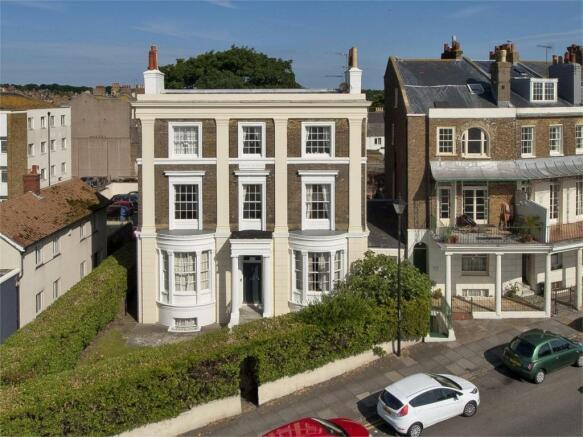 7 bedroom detached house for sale in wellington crescent ramsgate kent ct11