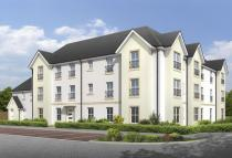 2 bedroom new Apartment in Dalhousie Road, Dalkeith...