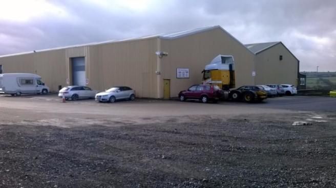 Warehouse to rent in Taylors Building Business Park ...