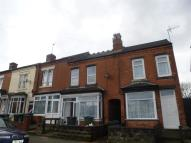 2 bedroom Terraced home in Wigorn Road, SMETHWICK