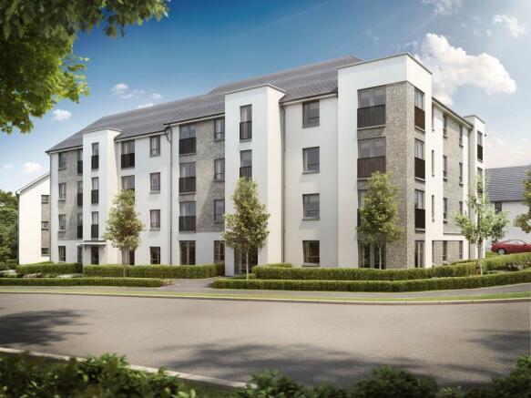 Apartments, Kilns Gait