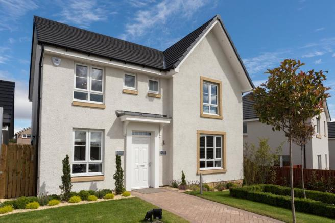 4 Bedroom Detached House For Sale In Standhill Farm