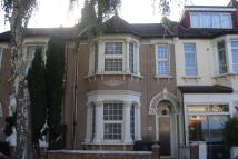 Terraced house in Elthruda Road, London...
