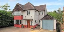 Hartley Down Detached house to rent
