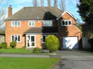 Detached home for sale in Earlswood Road, Solihull