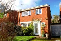4 bedroom Detached home in Cotton Lane, Moseley