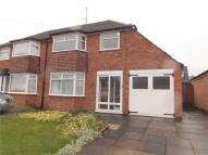 3 bedroom semi detached home in Dunstall Road, Halesowen...