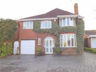 4 bedroom Detached house in Manor Way, Halesowen