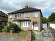 semi detached property for sale in Greenfern Avenue...