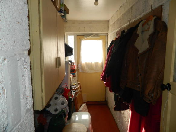 side utility room
