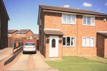 2 bedroom semi detached property for sale in Brook Close...