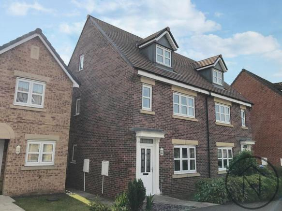3 Bedroom Semi Detached House For Sale In Wakenshaw Drive Cobblers Hall Newton Aycliffe Dl5