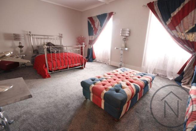 Bedroom One - ...