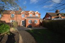 semi detached property in Pirbright Cottages...