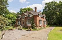 Detached home for sale in Pyrford Common Road...