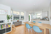 Terraced property in Hunsdon Road...