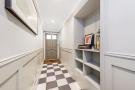 Communal hallway ...