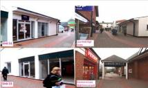 Shop in 14 & 15 Lace Walk...