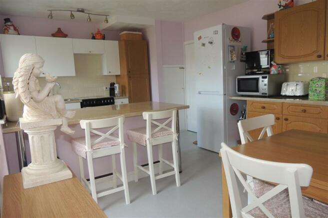 Kitchen/Dinning Room