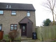 Terraced house in Stonefield Way...