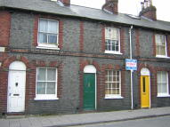 Priory Street Terraced house to rent