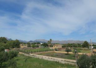 Views front terrace