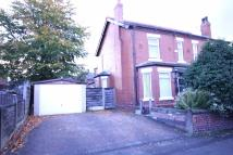 4 bedroom semi detached property in Chapel Road, Northenden...