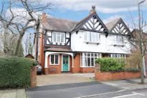 semi detached property for sale in Pine Road, Didsbury...