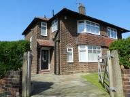 3 bed semi detached house in Bartley Road, Northenden...