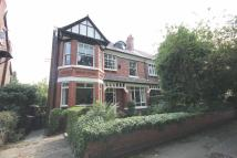 5 bed semi detached house in Moorland Road, Didsbury...