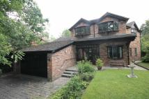 4 bed Detached house in Holme Road, Didsbury...