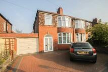 semi detached home in Kingsway, East Didsbury...