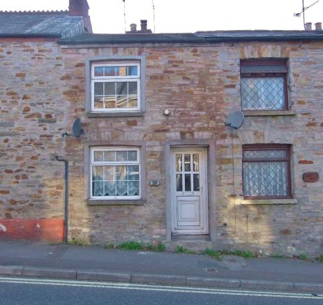 2 bedroom terraced house to rent in st nicholas street for Home ideas centre launceston