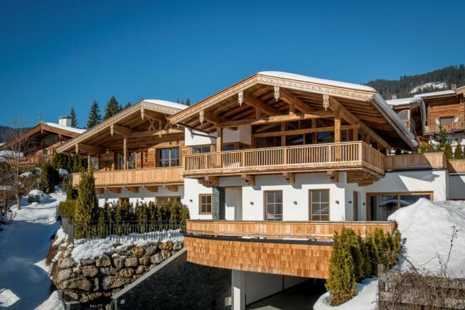 4 Bedroom Chalet For Sale In Tyrol Kitzb Hel Kirchberg
