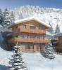 new development in Valais, Grimentz