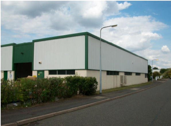 Warehouse To Rent In Unit 17 Galowhill Road Brackmills Industrial Estate Northampton Nn4 7ee Nn4