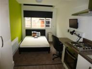 Studio flat in Bard House, City Centre...