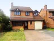 4 bed Detached house to rent in Lindisfarne Road, Syston...