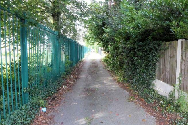 Rear Lane