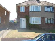 3 bed semi detached home in Vale Drive, Davis Estate...