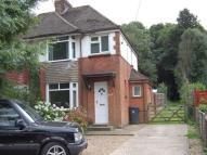 3 bedroom house in Robin Hood Lane...