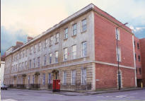 property to rent in 1-4 Portland Square,