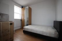 Studio flat in Goodall Road