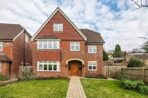 Detached home in Outwood Lane, Chipstead...