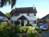 3 bed Detached house in Northwyke Road, Felpham...