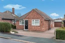 Alton Close Bungalow for sale