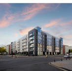 2 bedroom new Apartment in Canons Way, Bristol, BS1