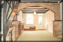 Terraced home to rent in Mill Lane, Beverley...
