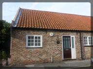 Terraced home to rent in George Street, Hedon...