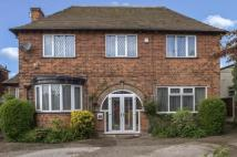 Detached home for sale in Nottingham Road, Trowell...